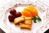 フルーツのおしゃれデザート