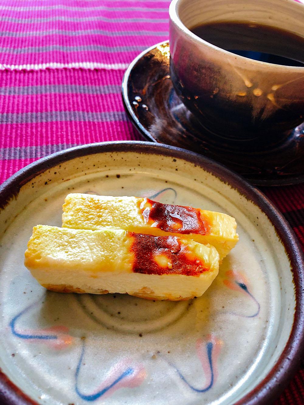 簡単!濃厚☆ベイクドチーズケーキ